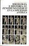 IDEOLOGIA E HISTORIA FENOMENO ESTOICO SOCIEDAD ANTIGUA