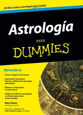 ASTROLOGIA PARA DUMMIES