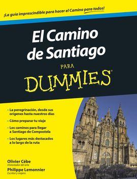 CAMINO DE SANTIAGO PARA DUMMIES, EL