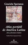 ATLAS PORTÁTIL DE AMÉRICA LATINA. ARTE Y FICCIONES ERRANTES