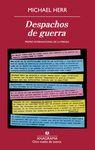 DESPACHOS DE GUERRA