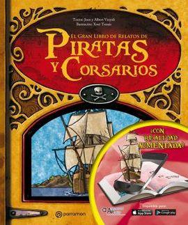 GRAN LIBRO DE RELATOS DE PIRATAS Y CORSARIOS, EL