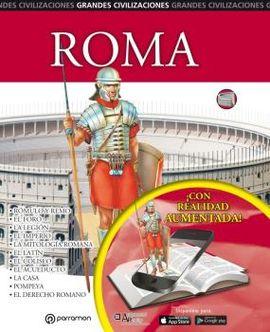 ROMA -GRANDES CIVILIZACIONES