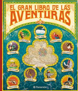 GRAN LIBRO DE LAS AVENTURAS, EL