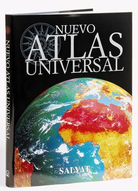 NUEVO ATLAS UNIVERSAL -SALVAT