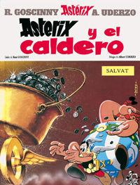 ASTERIX Y EL CALDERO [COMIC]