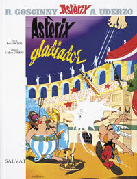ASTERIX GLADIADOR [CAT] [COMIC]