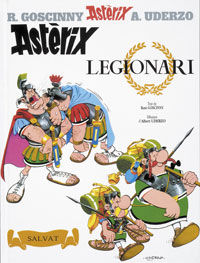 ASTERIX LEGIONARI [CAT] [COMIC]