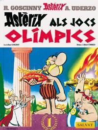 ASTERIX ALS JOCS OLIMPICS [CAT] [COMIC]