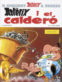 ASTERIX I EL CALDERO [CAT] [COMIC]