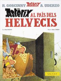 ASTERIX AL PAIS DELS HELVECIS [CAT] [COMIC]