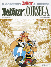 ASTERIX A CORSEGA [CAT] [COMIC]
