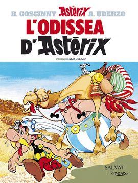 ASTERIX 26. L'ODISSEA [CAT][COMIC]
