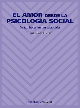 AMOR DESDE LA PSICOLOGIA SOCIAL, EL