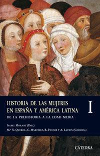 I. HISTORIA DE LAS MUJERES EN ESPAÑA Y AMERICA LATINA