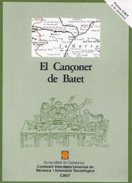 CANCONER DE BATET, EL