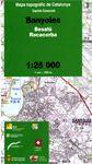 03 BANYOLES 1:25.000 CAPITALS COMARCALS -ICC