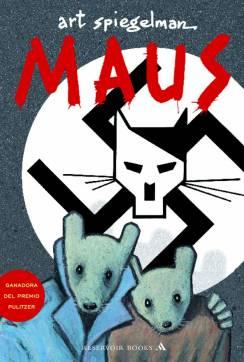 MAUS [CAS] -COMIC