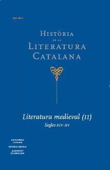 HISTÒRIA DE LA LITERATURA CATALANA VOL.2