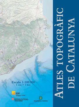 ATLES TOPOGRAFIC DE CATALUNYA 1:100.000
