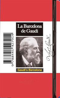 LA BARCELONA DE GAUDÍ [CAS-ENG] -CUADERNO