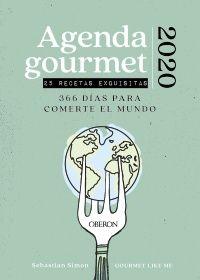 2020 -AGENDA GOURMET