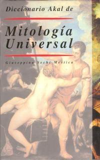 DICCIONARIO DE MITOLOGIA UNIVERSAL