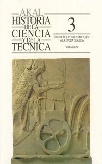 GRECIA DEL PERIODO MICENICO A LA EPOCA CLASICA N.3 -HIST. CIENCIA