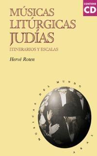 MUSICAS LITURGICAS JUDIAS (CON CD)