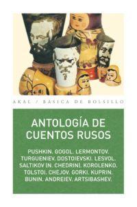 ANTOLOGÍA DE CUENTOS RUSOS [BOLSILLO]