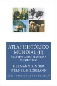 II. ATLAS HISTÓRICO MUNDIAL