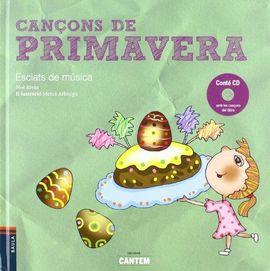CANÇONS DE PRIMAVERA [+CD]