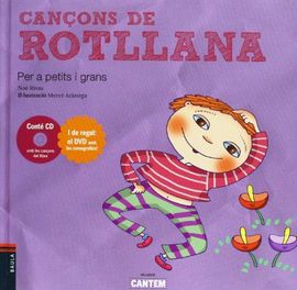 CAN�ONS DE ROTLLANA [+ CD + DVD]