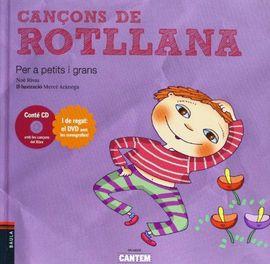 CANÇONS DE ROTLLANA [+ CD + DVD]