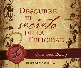 2015 SOBREMESA DESCUBRE EL SECRETO DE LA FEL