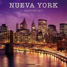 2017 NUEVA YORK -CALENDARIO