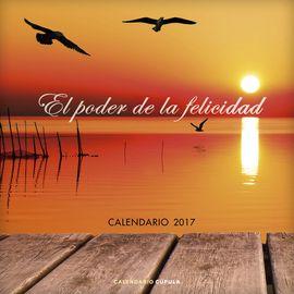 2017 EL PODER DE LA FELICIDAD -CALENDARIO