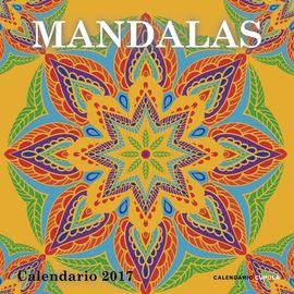 2017 MANDALAS -CALENDARIO