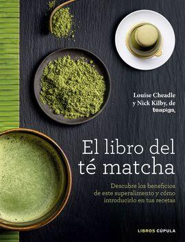 LIBRO DEL TE MATCHA, EL