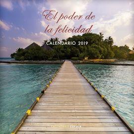 2019 EL PODER DE LA FELICIDAD [CALENDARIO]
