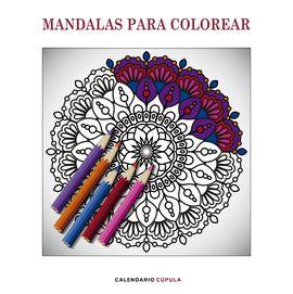2019 MANDALAS PARA COLOREAR [CALENDARIO]
