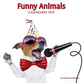 2019 FUNNY ANIMALS [CALENDARIO]