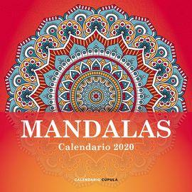 2020 CALENDARIO MANDALAS -CUPULA