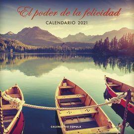 2021 PODER DE LA FELICIDAD. CALENDARIO