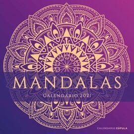 2021 MANDALAS.  CALENDARIO
