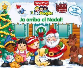 JA ARRIBA EL NADAL! -LITTLE PEOPLE