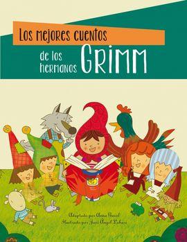 MEJORES CUENTOS DE LOS HERMANOS GRIMM, L