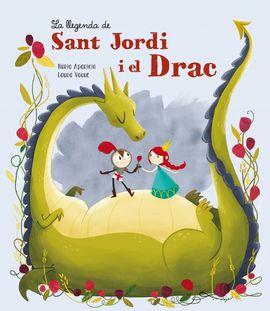 LLEGENDA DE SANT JORDI I EL DRAC, LA