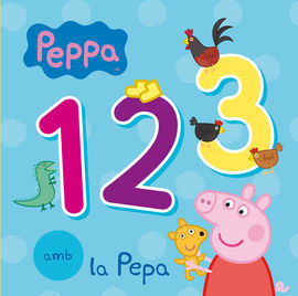 PORQUETA PEPA, LA. 123 AMB LA PEPA