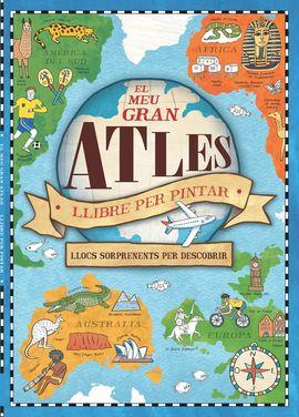 MEU GRAN ATLES. LLIBRE PER PINTAR, EL